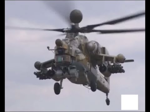 Mil Mi 28 RUSSIAN ATTACK HELICOPTER is Bnagladesh Army New Aviation Program