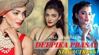 Deepika Prasai to star in Nepali Movie AISHWARYA