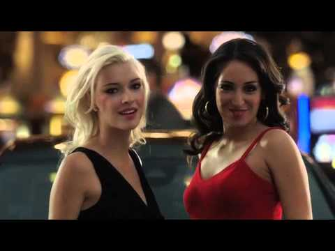 Jayda Berkmen in MGM Casino Commercial