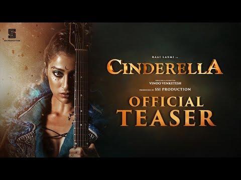 Cinderella - Moviebuff Teaser | Raai Laxmi | Directed by Vinoo Venketesh