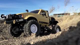 WPL -C14 Toyota Trail Finder Mod Dual Motors