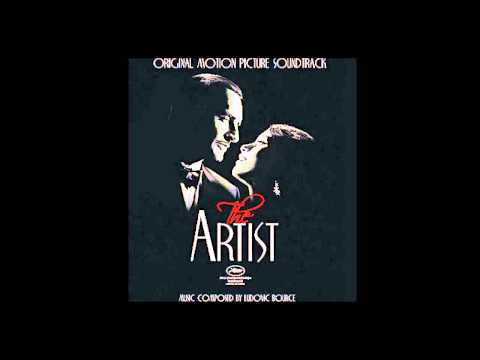 The Artist main theme - George Valentin ( Ludovic Bource )