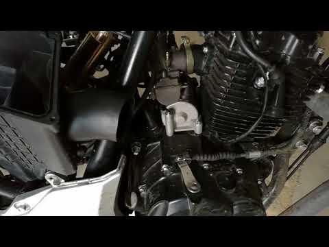 Карбюратор ZS Racing PWK 30mm- вместо PZ 30 на китайский мот