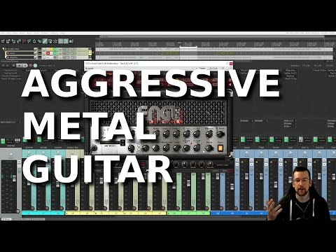 Mixing Guide - Metal Guitar