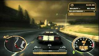 Need For Speed - Most Wanted - Fastcap Pro Record Test