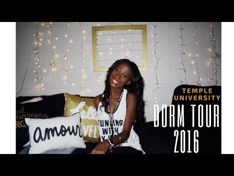 Dorm Tour 2016 || Temple University