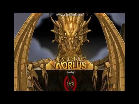 AQW - Death Pit Arena Walkthrough (MY FIRST AQW VID)
