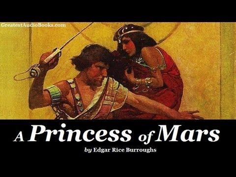 A PRINCESS OF MARS - FULL AudioBook | by Edgar Rice Burroughs