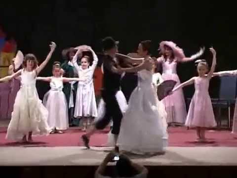 Cinderella Children Ballet Performance