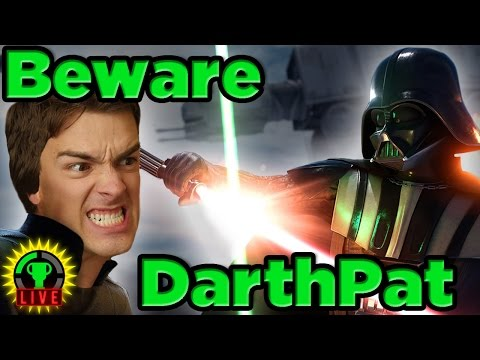 Star Wars Battlefront - Darth MatPat's Web of LIES!