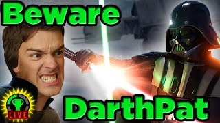 Star Wars Battlefront - Darth MatPat