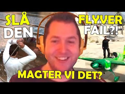 ALT GÅR GALT! (Grand Theft Auto V) - Mewkel thumbnail