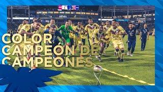 Color América Campeón De Campeones 2019
