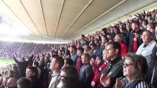 Man Utd Calypso @ Southampton away