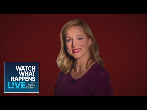 Laura Linney's Watch What Happens Live Introduction | WWHL