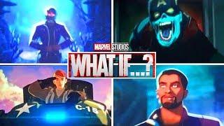 Танос СТАНЕТ Мстителем. Капитан Америка - НОВЫЙ Железный Человек. Что если? Marvel.