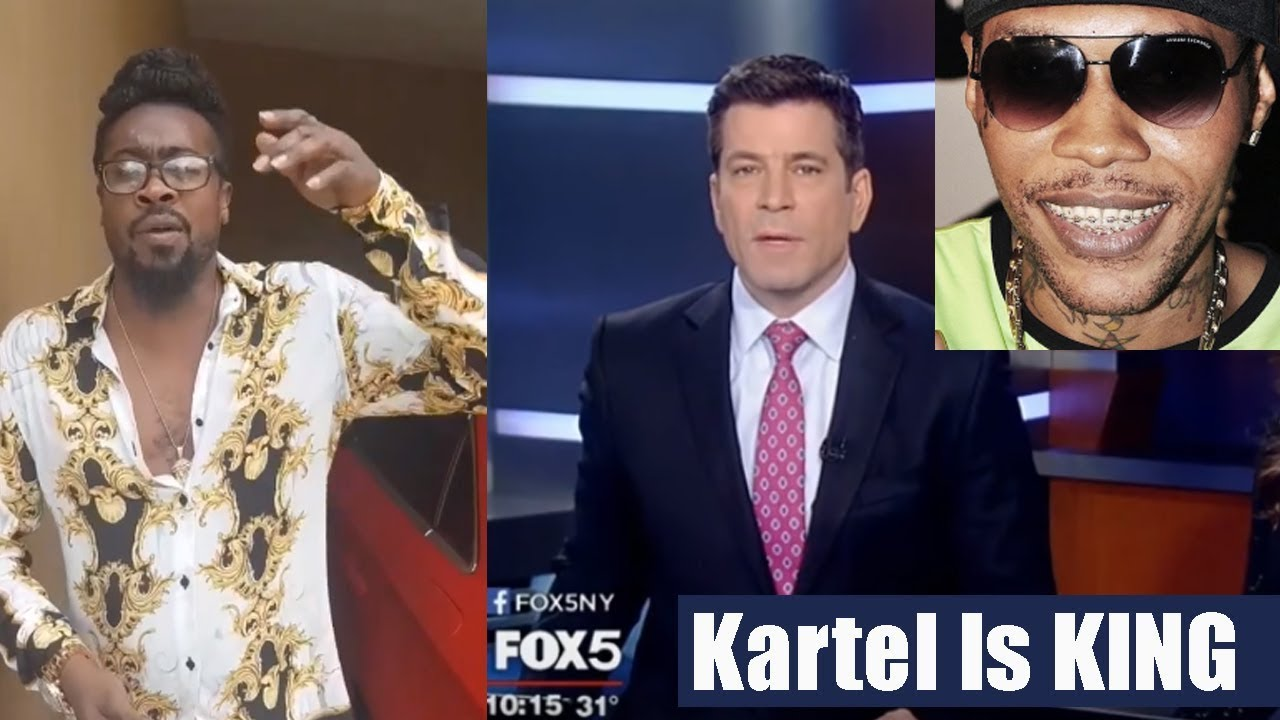 Beenie Man UPSET With Fox5 New For Say Vybz  Kartel Is KING OF DANCEHALL??