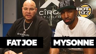 FAT JOE & MYSONNE FREESTYLES ON FUNK FLEX | #FREESTYLE103