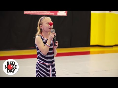 MOT Charter School Talent Show | Red Nose Day 2016