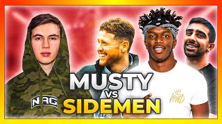 7 Sidemen vs 1 Supersonic Legend ($10,000 Rocket League Challenge)