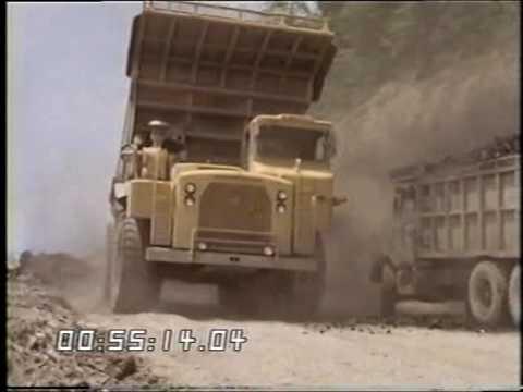 American Strip Mining | Environment | Appalachian Mountains | 1974