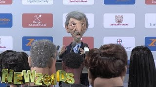 Newzoids - Roy Hodgson hippy crack, episode 3