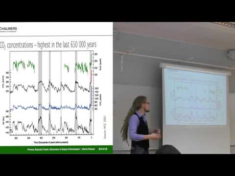 Earth´s Climate and Climate Change. Lecture 1 part 1