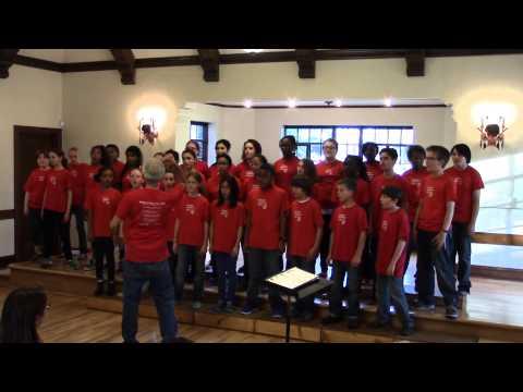 2015 06 03 Rogers Park Chicago Children's Choir Concert Indian Boundary Park - Jasmine Luke