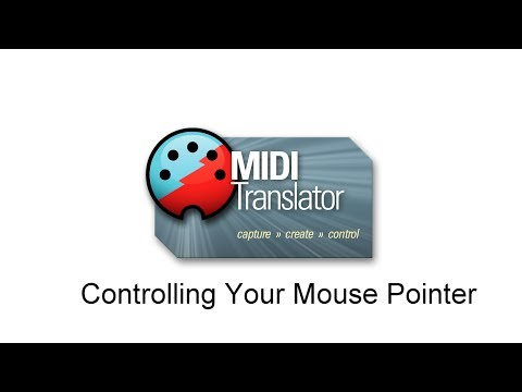 Tutorial: Use a MIDI controller as a Mouse using Bome MIDI Translator Pro [Advanced]