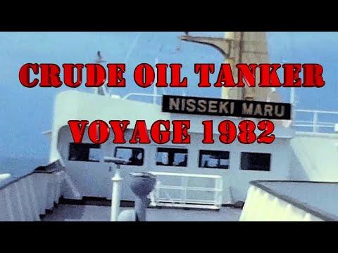 Crude oil tanker    Voyage 1982