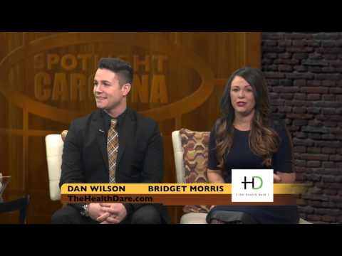 The Health Dare - WLOS TV Show - Spotlight Carolina