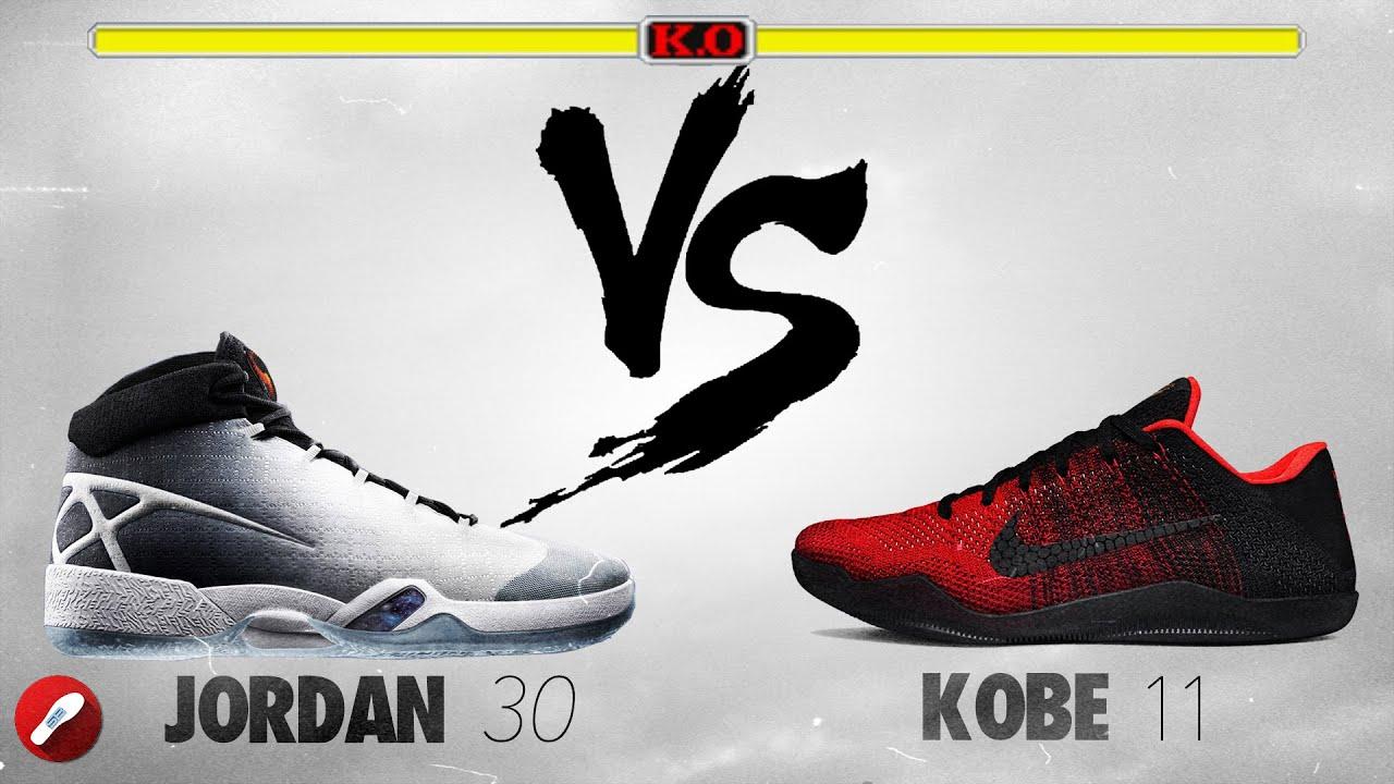 fff83d1ed331 ... ebay jordan 30 xxx vs nike kobe 11 b7b36 fa023
