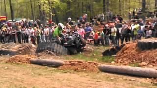 2015 Windrock spring jamboree: ATV Windrock Challenge!!