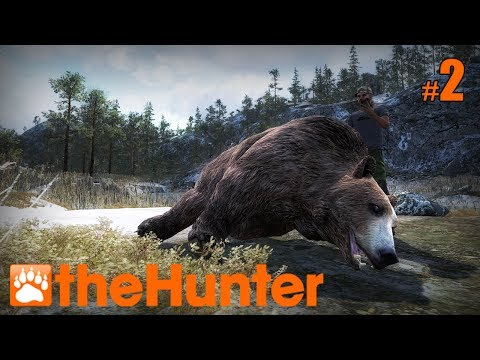 The Hunter #2 | Бурый медведь