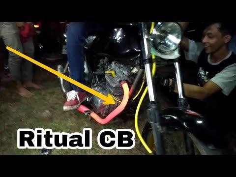 Adu Blayar CB 150R Vs GL Wani Perih.#Aniv CB Besi Besuki, Situbondo