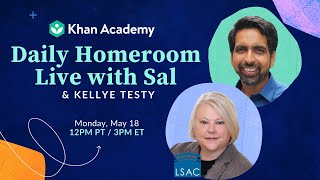 Kellye Testy on the importance of going into law during the coronavirus pandemic | Homeroom with Sal