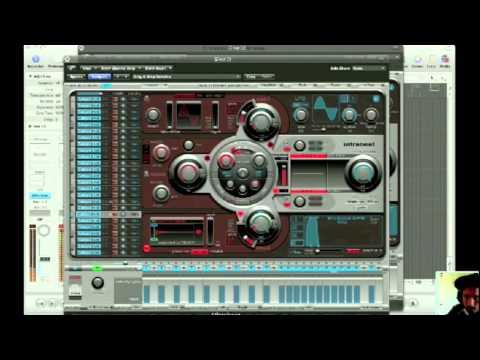 HOW TO MAKE TRAP 808 BEAT in Logic Pt. 1 w/NICO LUMINOUS