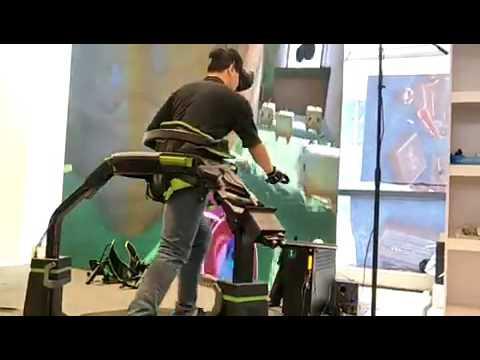 HERO VR |  Virtuix Omni  Maple Story