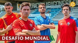 Desafio Futebol Mundial 2018