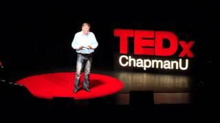 Courage to Fail: Richard Sudek at TEDxChapmanU