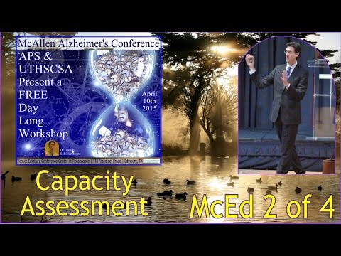 SA STGEC: AD APS Talk | McEd--Capacity Assessment (2015)