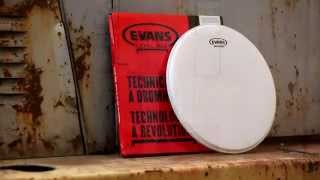 EVANS HD DRY 14 обзор пластика на малый барабан #РЕВОЛЮЦИЯLEVEL360