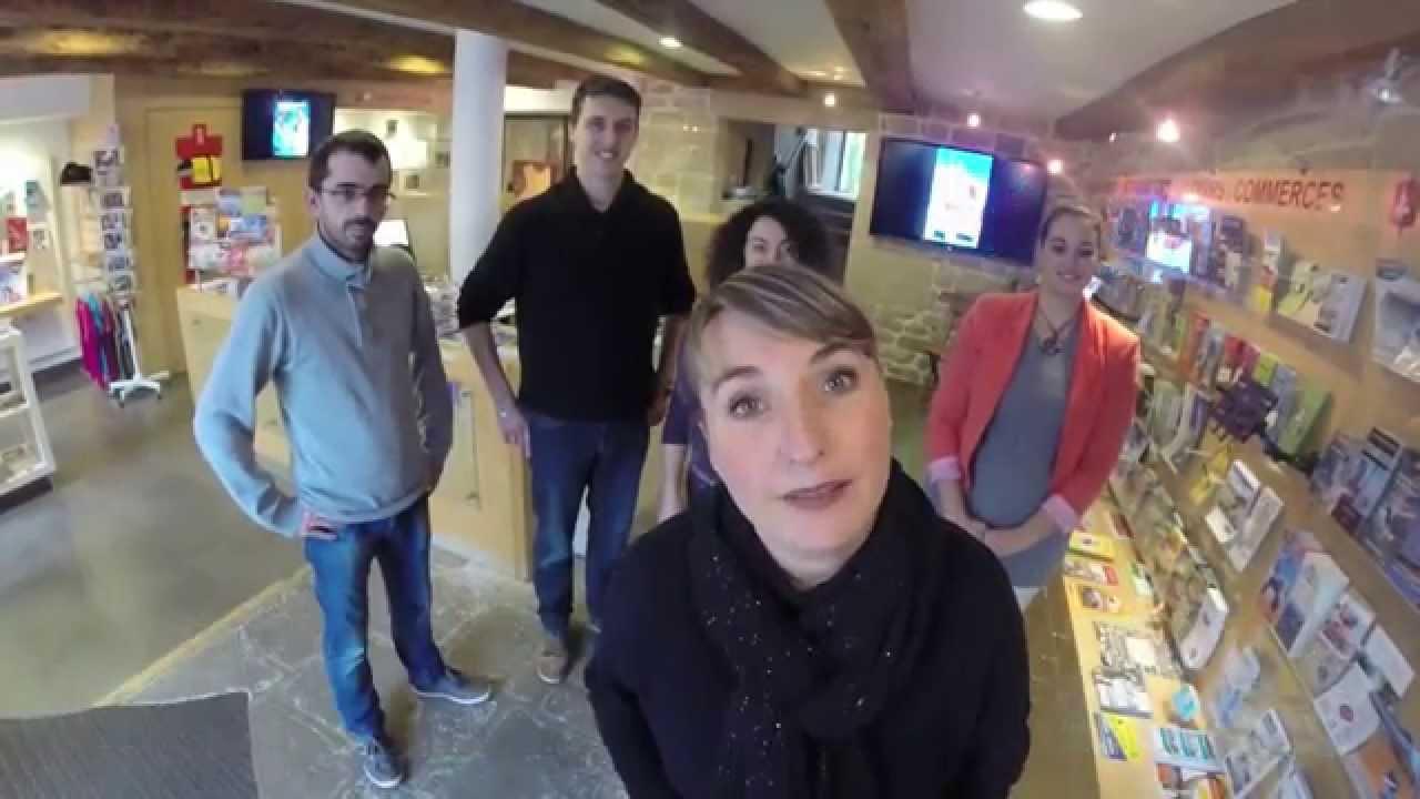 Tout sur l 39 office de tourisme du pays de pont l 39 abb youtube - Office du tourisme chatillon sur chalaronne ...