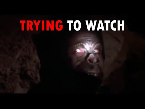Trying To Watch: The Bat People