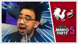The SHOCKING Finale! | Super Mario Party with Rooster Teeth #5