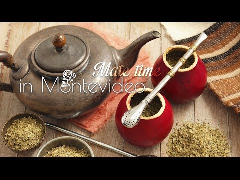 Live: Mate time in Montevideo 品尝马黛茶,感受高乔文化