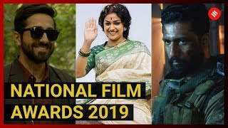 National Film Awards 2019 Announced