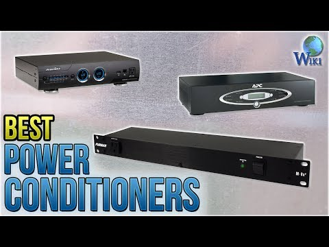 10 Best Power Conditioners 2018