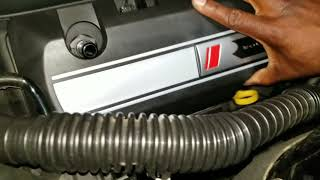 Roush coil cover