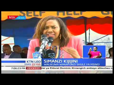 Biwi la Simanzi yatanda Nakuru baada ya wanafunzi wawili kuuliwa na radi
